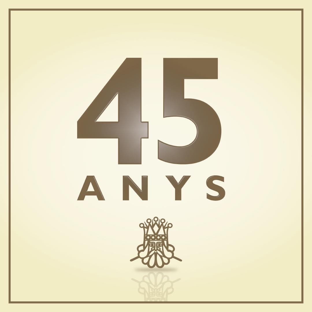 45 anys konig_OK._TZai